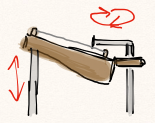 Chamber sketch side