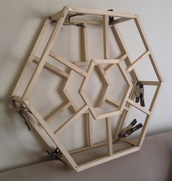 Partial frame
