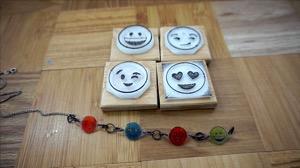 17 emojistamps